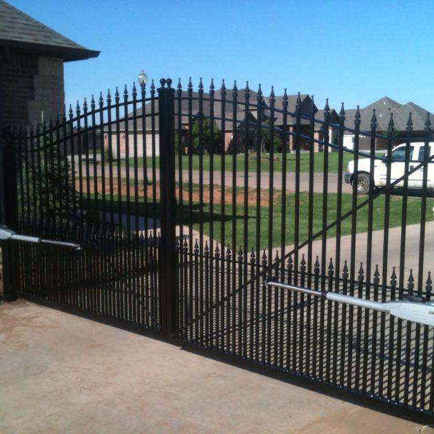 Automated Gates